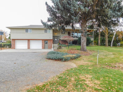 Yakima Single Family Home Ctg Financing: 6904 Mieras Rd