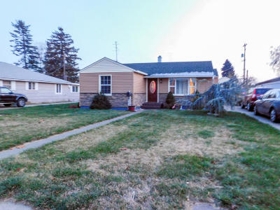 Toppenish Single Family Home Ctg Financing: 518 W 3rd Ave