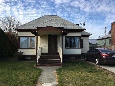 Yakima Single Family Home For Sale: 904 S 6th Ave