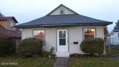 Yakima Single Family Home Ctg Financing: 707 N Naches Ave