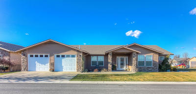Zillah Single Family Home For Sale: 712 Merwin Ct