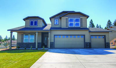 Yakima Single Family Home Contingent: 2402 S 63rd Ave #7