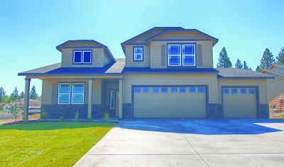 Yakima Single Family Home Ctg Release Clause: 2404 S 62nd Ave #34