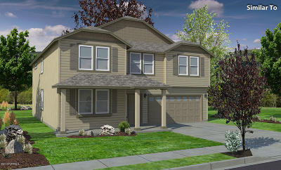 Yakima Single Family Home Ctg Financing: 2500 S 62nd Ave #37