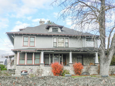 Yakima Single Family Home For Sale: 4 N 16th Ave