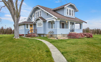 Yakima Single Family Home For Sale: 2805 Nelson Rd