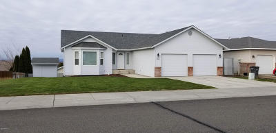 Yakima Single Family Home Ctg Financing: 4964 Pear Butte Dr