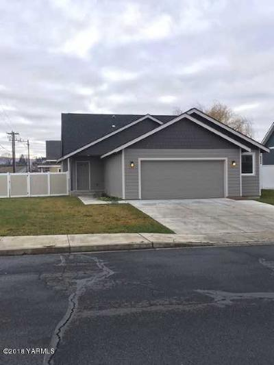 Yakima Single Family Home For Sale: 7202 Fremont Way