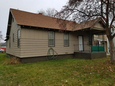 Yakima Single Family Home For Sale: 615 S 16th Ave