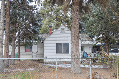 Yakima Single Family Home For Sale: 8505 Marion Ave
