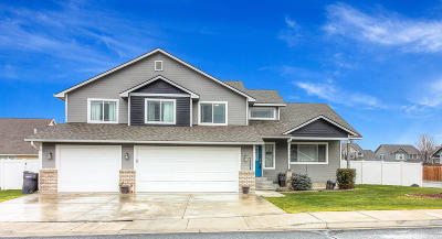 Yakima Single Family Home For Sale: 7304 Fremont Way
