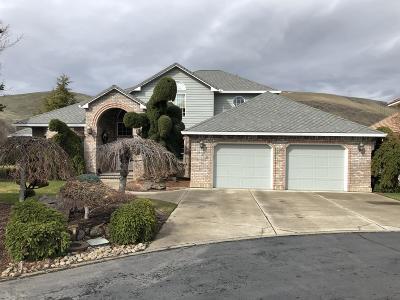 Yakima Single Family Home For Sale: 2005 Evergreen Ct