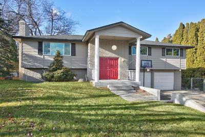Yakima Single Family Home For Sale: 1102 Pecks Canyon Rd