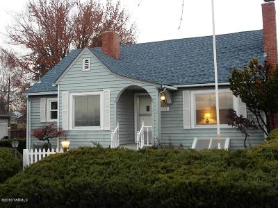 Yakima Single Family Home Ctg Financing: 111 N 46th Ave Ave