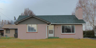 Yakima Single Family Home For Sale: 5 N 72nd Ave