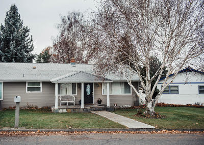 Yakima Single Family Home Ctg Financing: 5306 Cascade Dr