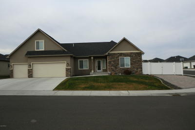 Yakima Single Family Home For Sale: 2104 Diamond Way