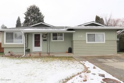 Yakima Single Family Home For Sale: 318 N 30 Ave