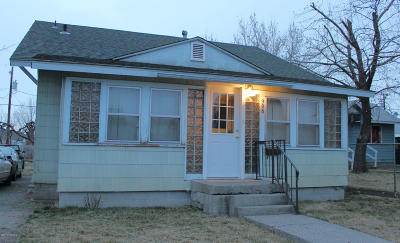 Yakima Single Family Home Ctg Financing: 908 S 8th St