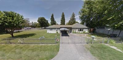 Yakima Single Family Home For Sale: 1017 Stewart St