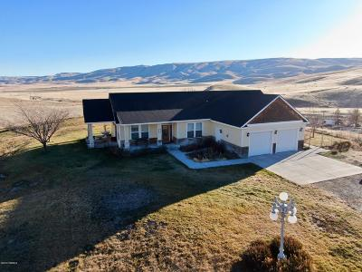 Sunnyside Single Family Home For Sale: 17001 State Route 241