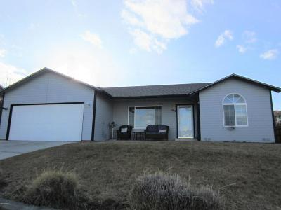 Selah Single Family Home Contingent: 104 Highland Ct