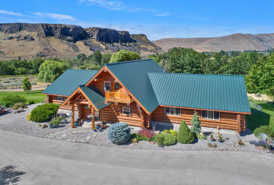 Naches Single Family Home Ctg Financing: 13805 Old Naches Hwy