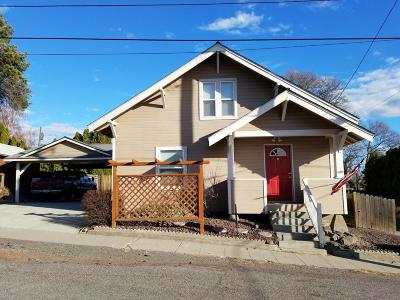 Zillah Single Family Home Ctg Financing: 205 7th St