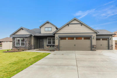 Yakima Single Family Home For Sale: 410 S 38th St #128