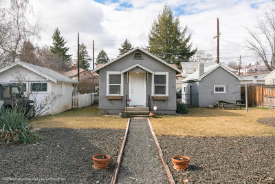 Yakima Single Family Home Ctg Financing: 404 S 15th Ave