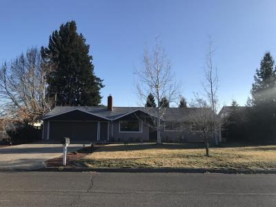 Naches Single Family Home For Sale: 318 McDowell St