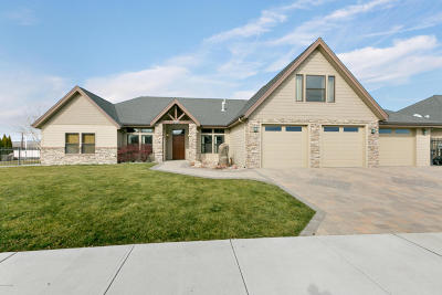 Yakima Single Family Home For Sale: 7507 Crestfields Rd