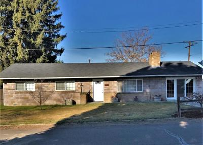 Zillah Single Family Home For Sale: 112 Sunset Way