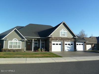 Yakima Single Family Home For Sale: 8839 Braeburn Lp