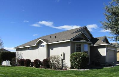 Yakima Single Family Home For Sale: 5104 Overbluff Dr
