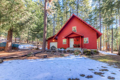 Naches, Cowiche, Tieton, Gleed, Moxee, Union Gap Single Family Home Ctg Financing: 110 Cliffdell Ln