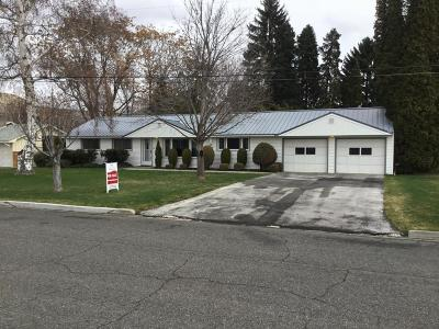 Naches Single Family Home Ctg Financing: 35 St. John Ave