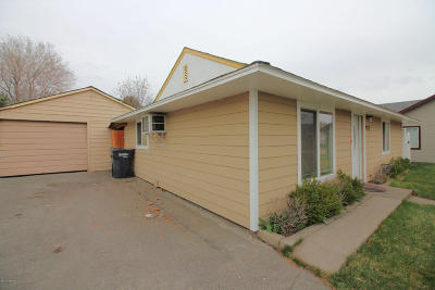 Naches, Cowiche, Tieton, Gleed, Moxee, Union Gap Single Family Home Ctg Financing: 2713 5th St