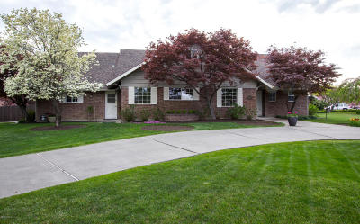 Yakima Single Family Home For Sale: 4402 Avalanche Ave