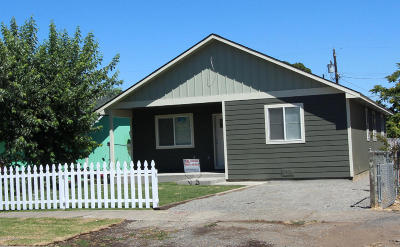 Yakima Single Family Home Ctg Financing: 725 S 7th St