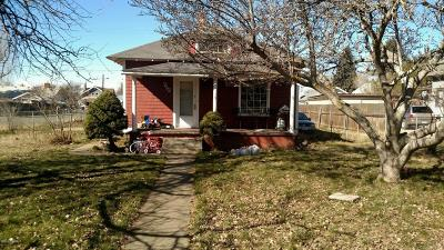 Yakima Single Family Home For Sale: 712 Pleasant Ave