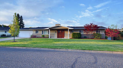 Yakima Single Family Home Ctg Financing: 5306 Richey Rd