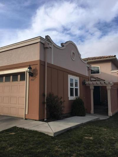 Yakima Condo/Townhouse For Sale: 3605 Messina Dr