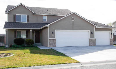 Yakima Single Family Home For Sale: 2015 S 55th Ave