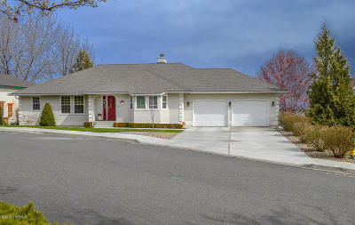 Yakima Single Family Home For Sale: 205 S 78th Ave