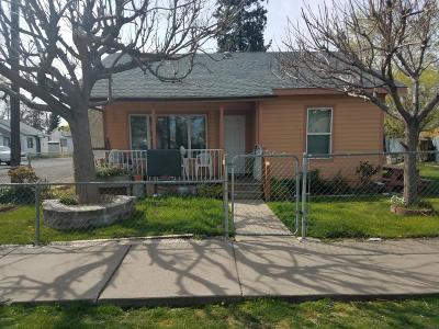 Yakima Single Family Home For Sale: 606 N 6th Ave