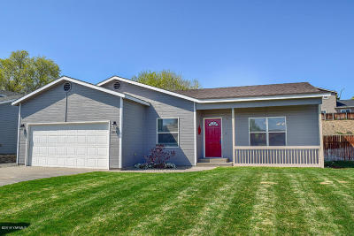 Yakima Single Family Home For Sale: 2214 S 67th Ave
