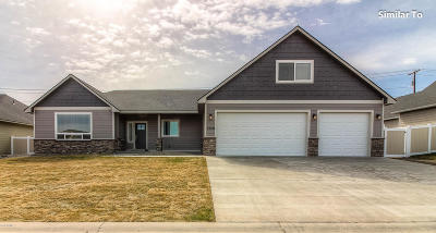 Yakima Single Family Home Ctg Financing: 2115 S 70th Ave