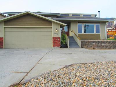 Yakima Single Family Home For Sale: 4203 Fechter Rd