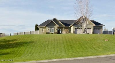 Yakima Single Family Home Ctg Financing: 908 Majesty Heights Dr